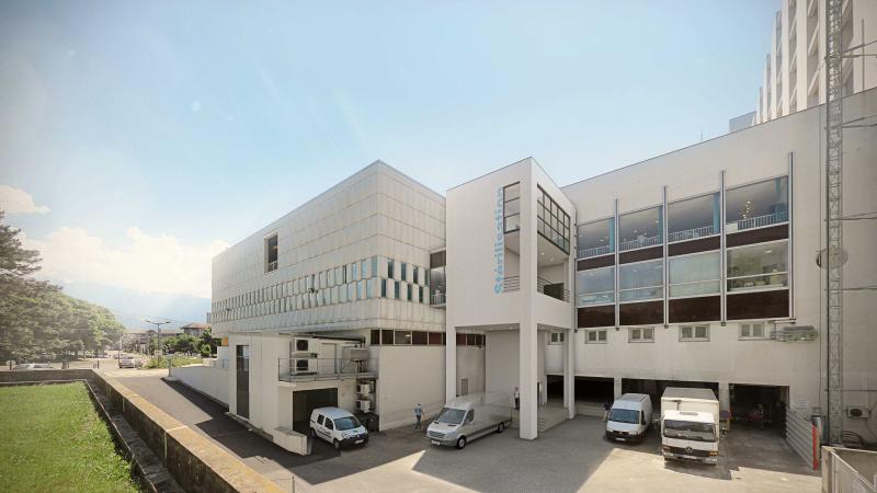 Relocalisation de la stérilisation centrale du CHU de Grenoble
