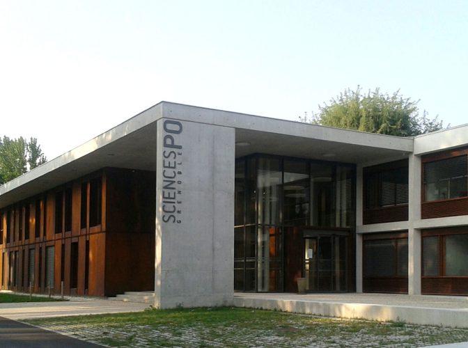 Extension et réhabilitation de l'Institut d'Etudes Politiques de Grenoble