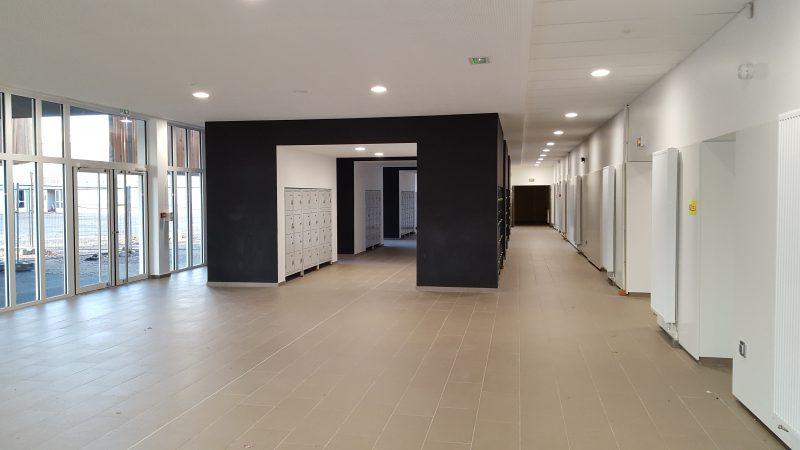 Restructuration et extension du collège Fernand Bouvier à St Jean de Bournay