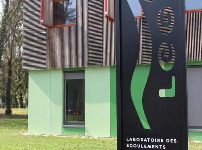 Extension du laboratoire Gemme Coriolis à Saint Martin d'Hères