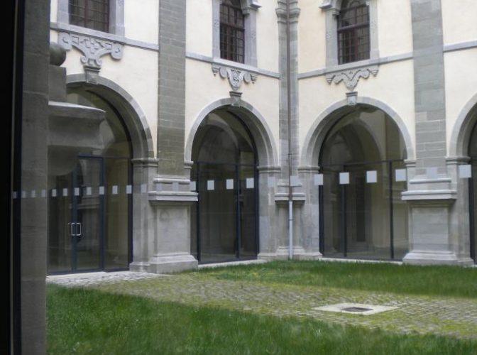 NOUVEAU PALAIS DE JUSTICE DE THONON-LES-BAINS SUR LE SITE DE L'HÔTEL DIEU