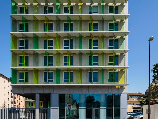 CONSTRUCTION D'UNE RÉSIDENCE ÉTUDIANTE « MIROITERIE » 111 LOGEMENTS à AVIGNON