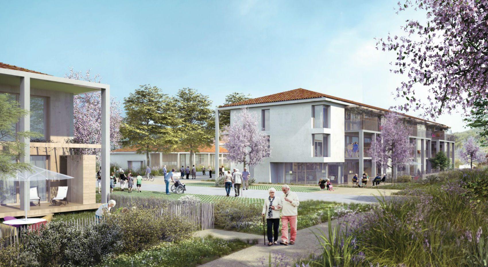 Plateforme de services pour personnes handicapées et vieillissantes à Livron sur Drôme