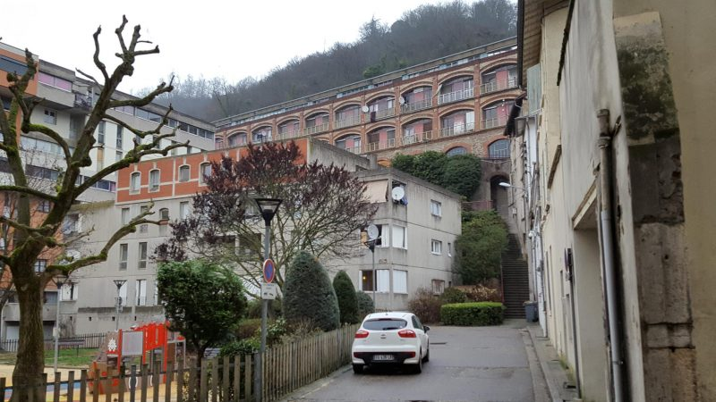 Conception Réalisation Réhabilitation des résidences Teytu et Saint Martin II à Vienne