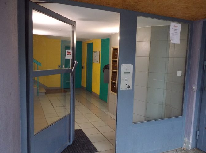 Réhabilitation de 188 logements Thairy 1 et 2 à Saint Julien en Genevois
