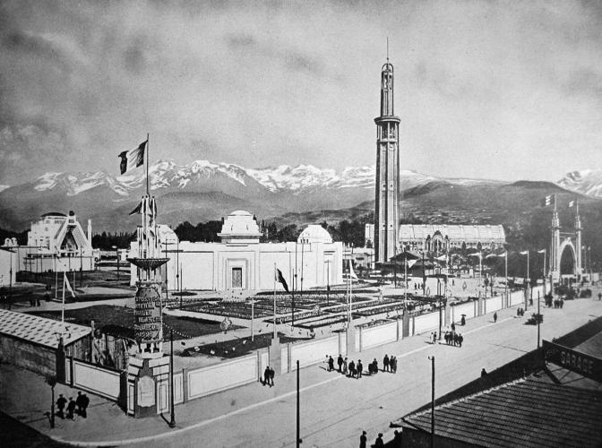 Réhabilitation de la Tour Perret à Grenoble