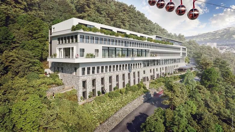Réhabilitation Institut Dolomieu à Grenoble (38)